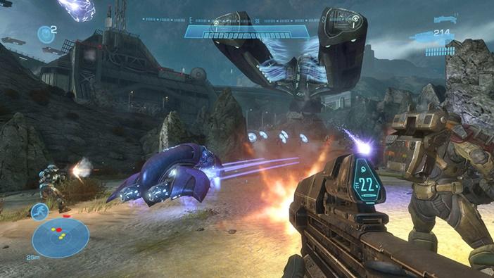 Halo 3 ODST Chronos