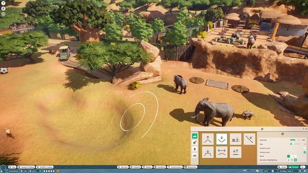 Planet Zoo EMPRESS