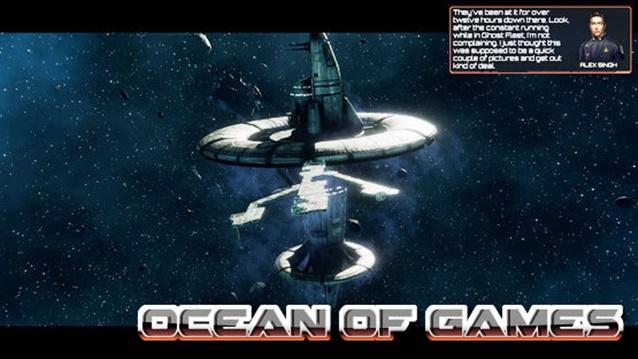 Battlestar Galactica Deadlock Armistice Chronos