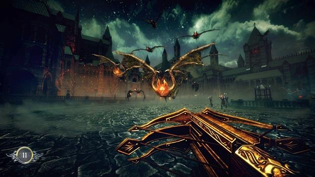 CROSSBOW Bloodnight Chronos PC Game