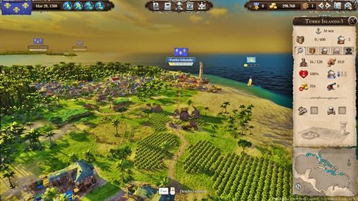 Port Royale 4 CODEX Free Download
