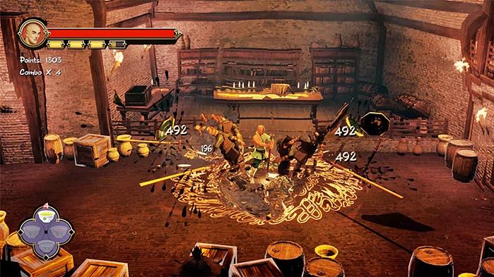 9 Monkeys of Shaolin New Game Plus SKIDROW