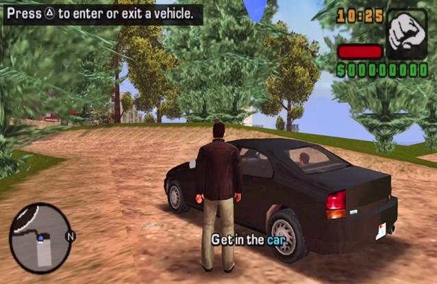 GTA Liberty City PC Game