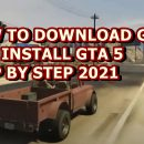 HOW TO DOWNLOAD GTA 5 AND INSTALL GTA 5 STEP BY STEP 2021