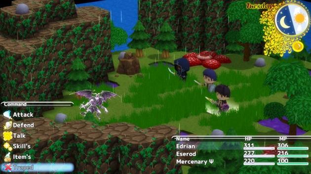 Adventure Field 4 DARKSiDERS PC Game