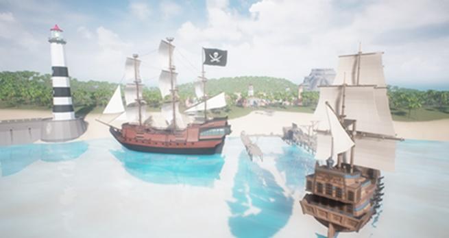 Cutthroat Cove PLAZA PC Game