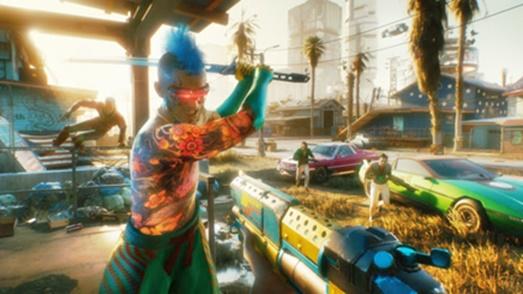 Cyberpunk 2077 CODEX PC Game