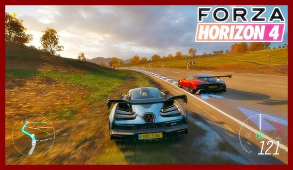 Forza Horizon 4 Ultimate Edition v1.467.476.0 PC Game