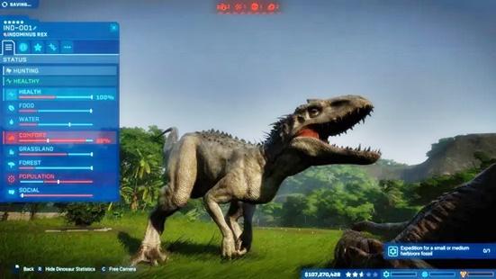 Jurassic World Evolution Complete Edition EMPRESS Free Download