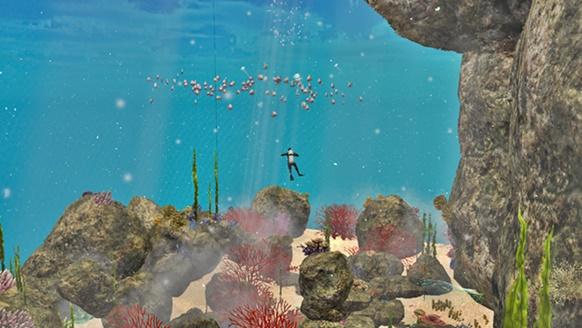 Relax Its Aqua DARKSiDERS PC Game