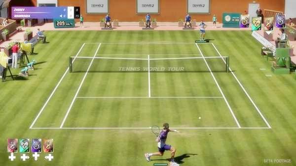 Tennis World Tour 2 Ace Edition CODEX PC Game
