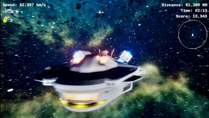 Transcender Starship TiNYiSO PC Game