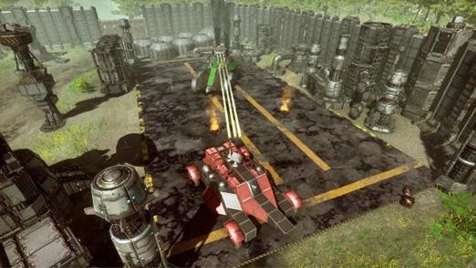 Dieselpunk Wars CODEX Free Download
