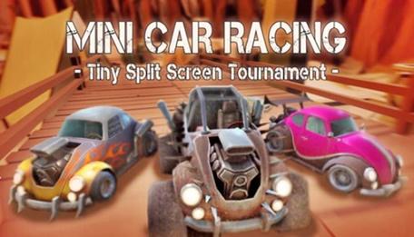 Mini Car Racing Tiny Split Screen Tournament DARKSiDERS Free Download