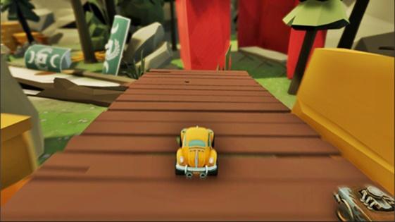 Mini Car Racing Tiny Split Screen Tournament DARKSiDERS