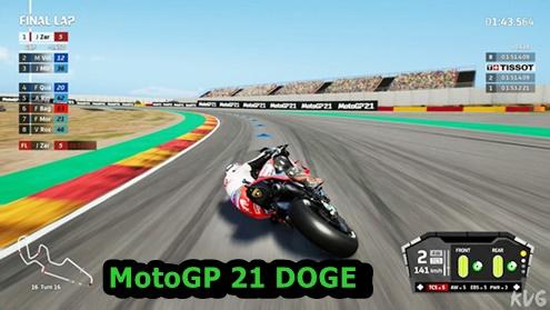 MotoGP 21 DOGE