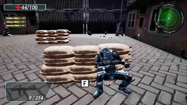 Trooper 2 Alien Justice PC Game