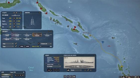 War on the Sea v1.08d8
