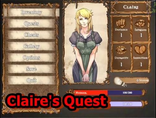 Claires-Quest