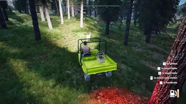 Ranch Simulator Build Anywhere