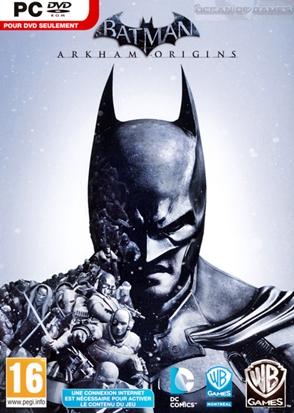 Batman Arkham Origins Free Download