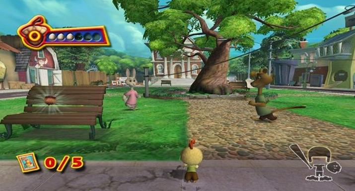 Chicken Little PC Game