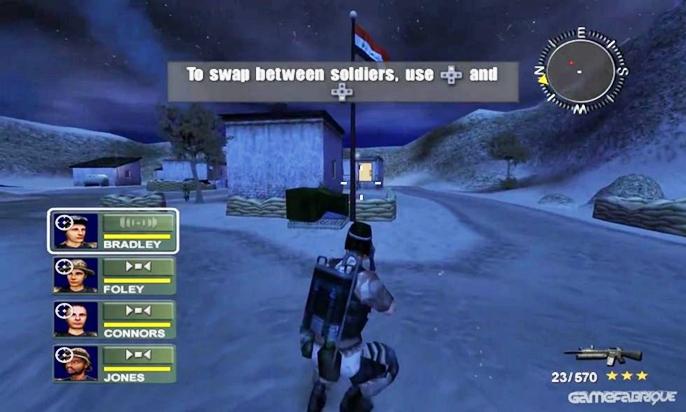 Conflict Desert Storm 2PC Game