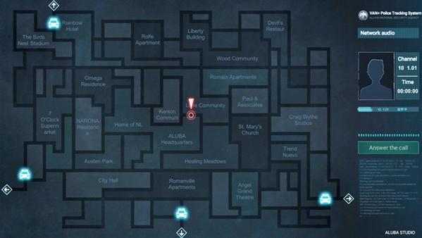Cyber Manhunt Home Sweet Home