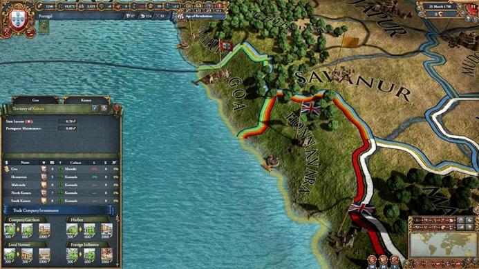Europa Universalis IV Dharma PC Game