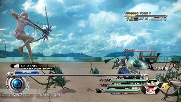 Final Fantasy XIIIPC Game