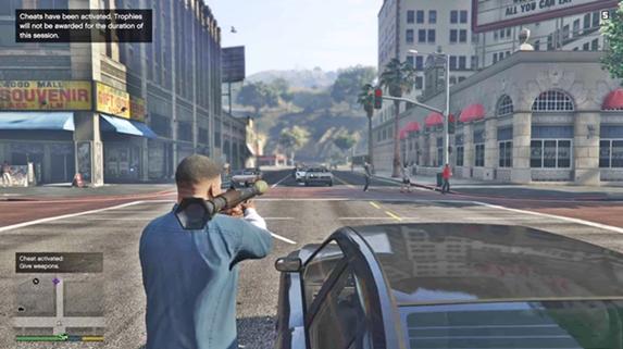 GTA 5 PC Game