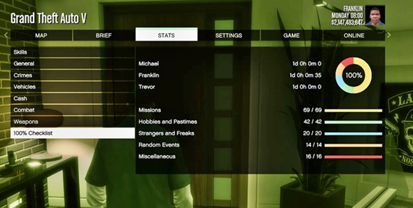 Grand Theft Auto V With All Updates Save File Free Download