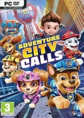 PAW Patrol The Movie Adventure City Calls CODEX Free Download