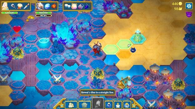 Roguebook The Gem Mines GoldBerg PC Game