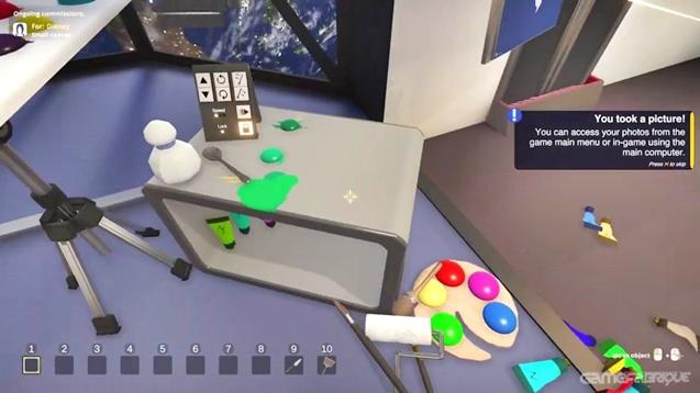 SuchArt Genius Painter Simulator Early Access