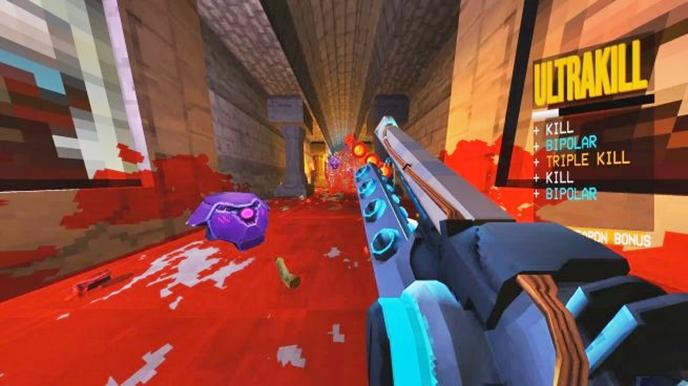 ULTRA KILL The Sandbox Early Access PC Game