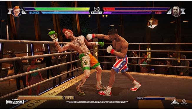 Big Rumble Boxing Creed