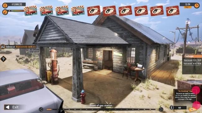 Gas Station Simulator CODEX Free Download