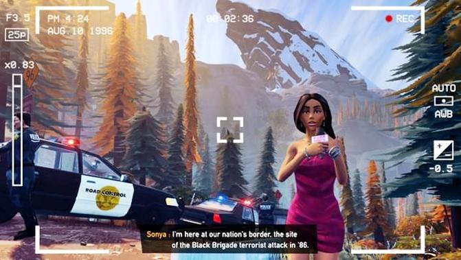Road 96 CODEX PC Game