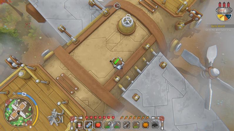 Scrapnaut CODEX PC Game